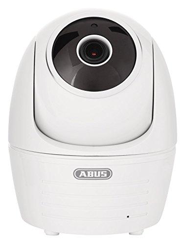 ABUS Smart Security World WLAN Innen Schwenk-/Neige-Kamera PPIC32020 - Überwachungskamera 270° Schwenk-und 90° Neigebereich - für den Innenbereich - 79650
