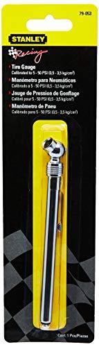 STANLEY Calibrador de Pneus de 5 a 50 PSI 79053LA