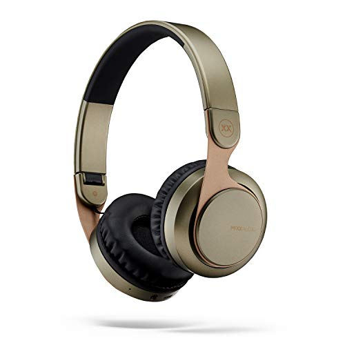 MIXX AUDIO | MIXX JX1 Bluetooth Wireless/Wired Stereo Headphones - Black - 14 Hours Listening Time