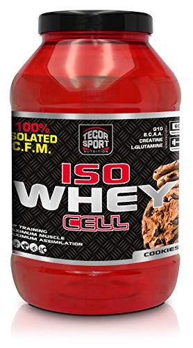 Tegor Sport Iso Whey Cell Evolution Cookies - 1800 gr