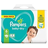 Pampers 81715577 Baby-Dry Pants windeln, weiß