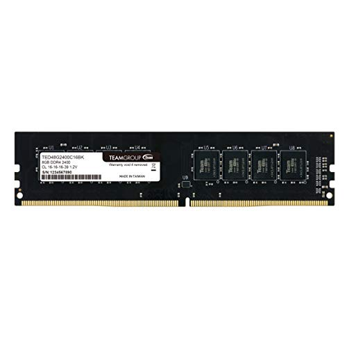 Team Group 8GB DDR4 DIMM módulo de - Memoria (8 GB, 1 x 8 G