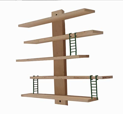 LUSTIGT IKEA, Wandrek voor de kinderkamer; 37 x 37 cm