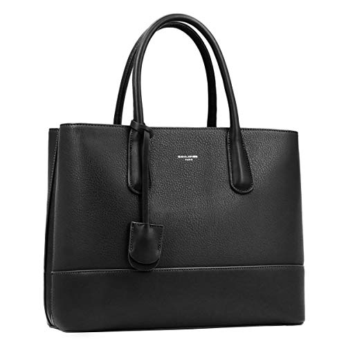 David Jones - Women's Large Handbag - Tote Bag Shopper...