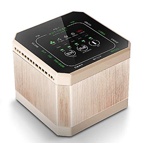 tragbarer Luftreiniger, Home Desktop Luftreiniger Levoit, Luftfilterfilter mit negativen Ionen, Mehrfilterdesign, sicheres und zuverlässiges Material