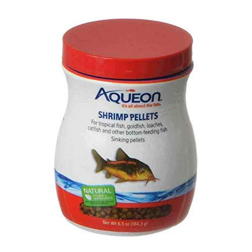 Aqueon Shrimp Food Pellets, 6.5 Ounce