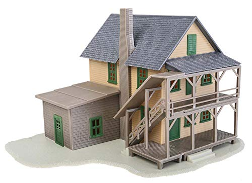 Walthers Trainline HO Scale Model Rooming House Kit