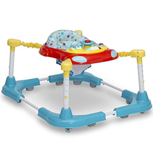 Delta Children First Steps Learn2Walk Balancer (Better Than a Walker), Spiral