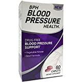 BPH Blood Pressure Health - Blood Pressure Maintenance Dietary Supplement Caplets - 60 Count