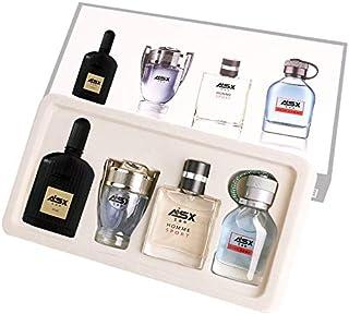 Eau de Parfum para Hombre Juego de Perfume de Colonia 4 * 25 Ml Fragancia de Larga Duración Eau de Toilette para él Reg...
