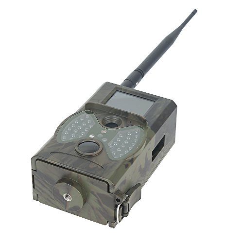 QWERTOUY HC300M Jacht Camera12MP 940nm Night Vision MMS Infrarood Jacht Trail Camera Mms Gsm GPRS 2G Trap Game Camera Afstandsbediening