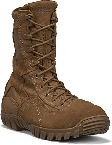 B Belleville Arm Your Feet Men's Sabre C333 Hot Weather Hybrid Assault Boot, Coyote - 8 R