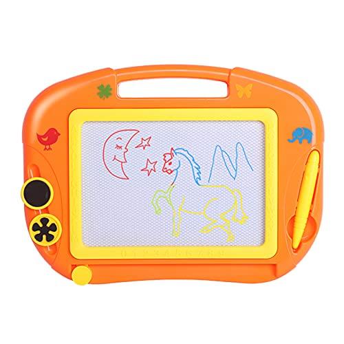 Tablero De Dibujo Magnético para Niños Tablero De Dibujo Pequeño, Regrabable para Escritura Y Graffiti, Utilizado para La Educación Y El Aprendizaje De Los Niños Tamaño: 12.4 × 8.9in