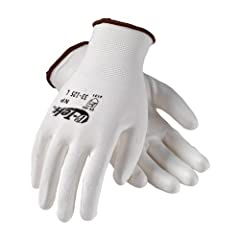 Seamless knit nylon shell offers increased comfort, finger dexterity and breathability Knit Wrist helps prevent dirt and debris from entering the glove Breathable back for comfort Item Package Weight: 2.0 lb