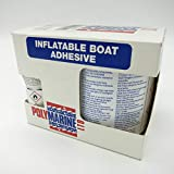 Polymarine Inflatable Boat Adhesive (Hypalon Inflatables) 2 Pack