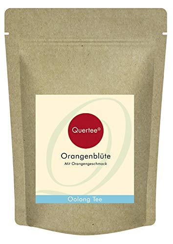 Quertee Oolong Tee Orangenblüte - Mit Geschmack nach Mild, fruchtige Orange - 250 g