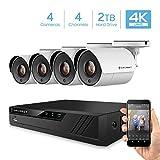 Amcrest 4K Security Camera System