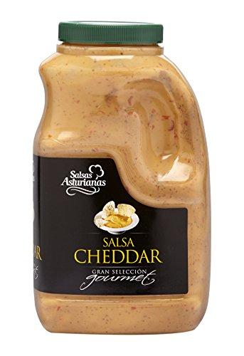 Salsas Asturianas Salsa Cheddar - 1000 gr