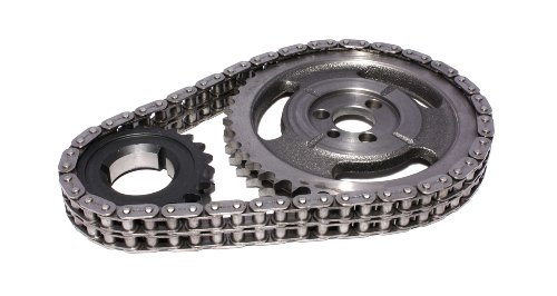 COMP Cams 3100 Hi-Tech Roller Race Timing Set for '78-'86 Chevrolet V6 and 265-400 Small Block