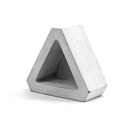 Nicole Silicone Mold Triangle Concrete Mold Handmade Home Decoration Tool