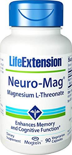 Life Extension Neuro-Mag ماغنسيوم L-Threonate - 90