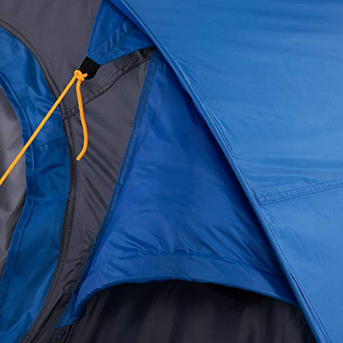 Regatta Malawi Outdoor Pop-Up Tent available in Oxford Blue/Seal Grey 2-Person