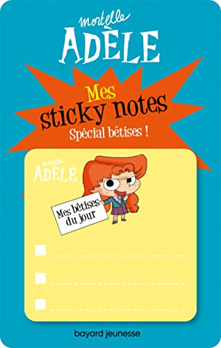 Sticky Notes mortelle Adele Special betises