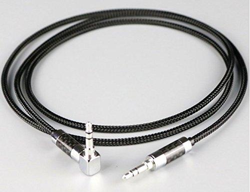Gotor® Ersatzkabel 7N Single Crystal Copper Kopfhörer AudioKabel für ATH-MSR7 Kopfhörer (1.2m)