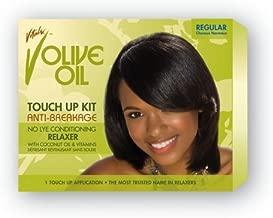 Vitale Olive Oil Relaxer Touch Up Kit, Regular