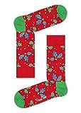 Happy Socks Damen Holly Socken, Mehrfarbig (Multicolour 430), 4/7 (Herstellergröße: 36-40)