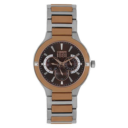 Cerruti 1881 Armbanduhr CRA105STR12MRT