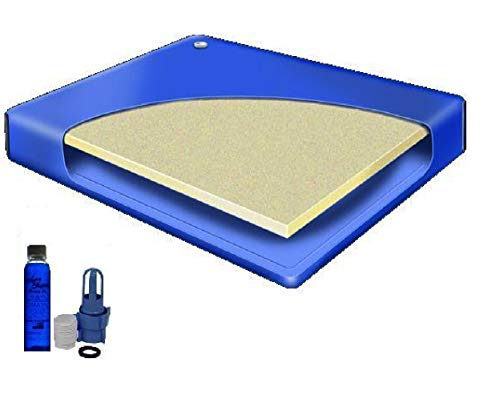 California King 72 x 84 Semi Waveless Waterbed Mattress