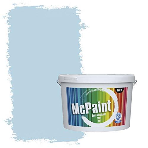 McPaint Bunte Wandfarbe Lavendel - 10 Liter - Weitere Violette Farbtöne Erhältlich - Weitere Größen Verfügbar