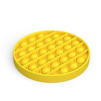 Amazon - Save 25%: Push Pop Bubble Sensory Fidget Toys,Fidget Toy,Silicone Squeeze Senso…