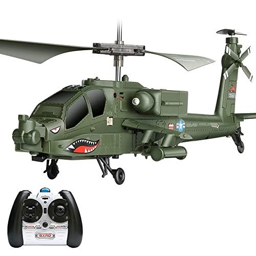 SSBH Combattente Militare A 2,4 GHz, Elicottero Telecomandato Elettrico, Aereo Medico Drone, Giocattoli per Bambini Anti-Caduta E Resistenti agli Urti, Miglior Regalo di Festa, Luce Notturna A LED
