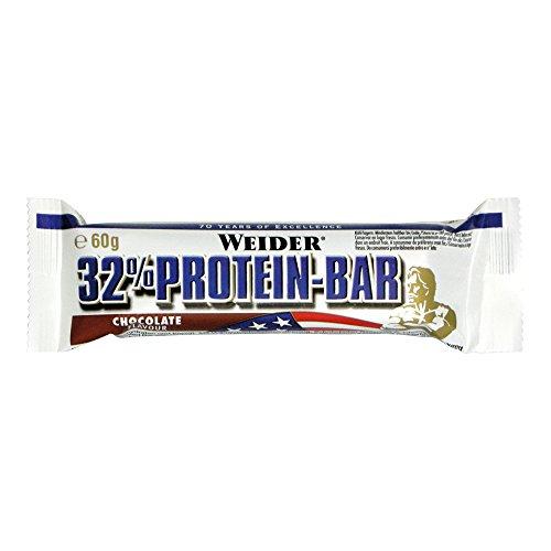 Weider 32% Protein Bar, Chocolate - 24 Barras