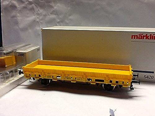 M lin 5420 Bahndienstwagen mit Beladung Spur 1