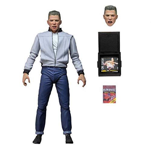 Figura de Acción Ultimate Biff 18cm