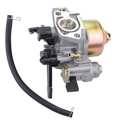 JIANMIN Carburadores Accesorios Kit de carburador para H&onda Gx120 GX140 Gx160 GX168 GX180 Gx200 5.5-6.5 HP Generadores Motor Reemplazar 16211-ZE1-000 Carburador