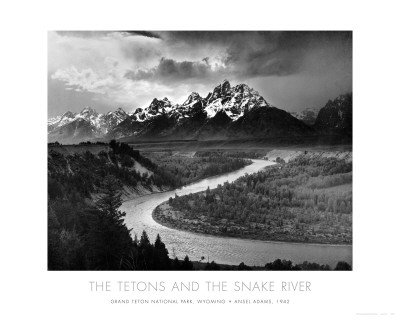 ansel adams posters
