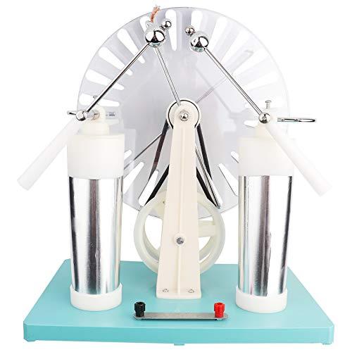 Changor Máquina estática, con descarga de chispas metálicas, genera electricidad estática generador electrostático.