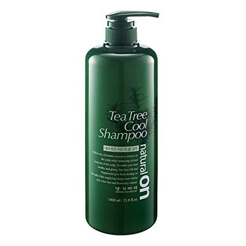 Doori Daeng Gi Meo Ri Tea Tree Cool Shampoo 1000 ml