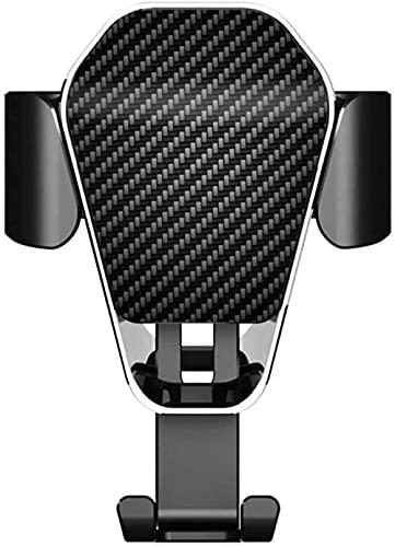 El Soporte del teléfono del automóvil Adecuado para la Salida de Aire 360 ° La rotación se Puede Ajustar para Evitar la Seguridad de Deslizamiento. Obstruye la línea de visión Evolutions