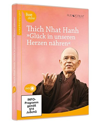 """""""Glück in unserem Herzen nähren """", 4 DVDs"""