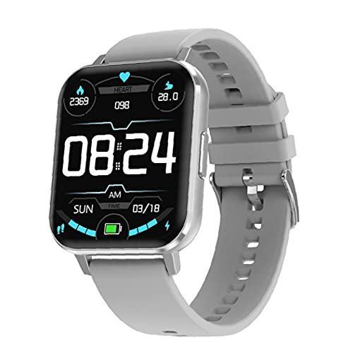 Smart Watch Fitness Tracker Smart Band DTX Herzfrequenz-Test-Armband Sport Smartwatch für Männer Frauen Weiß, Elektronische tragbare Geräte Smartwatch