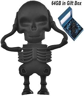 cute cartoon skeleton