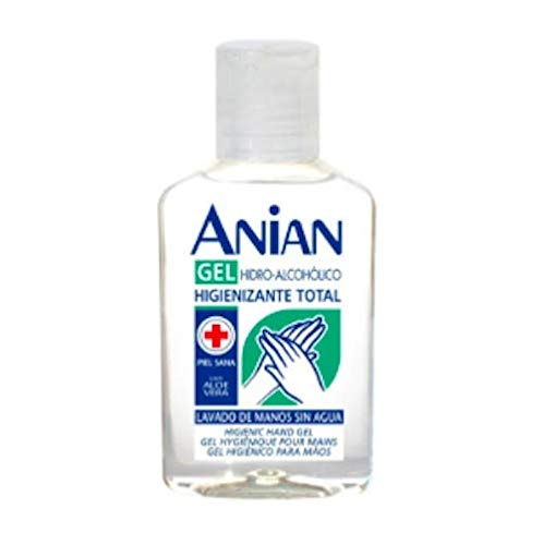 "Anian Hidro-Alcohã""Lico Gel Higienizante Total Manos 100 ml - 100 ml"