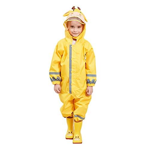 Regenjas kinderen meisjes - baby poncho's met capuchon jas poncho's licht jongens unisex hoodies kleding