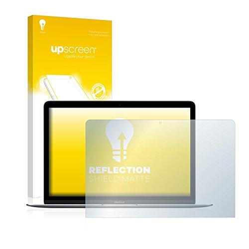 upscreen Entspiegelungs-Schutzfolie kompatibel mit Apple MacBook Retina 12