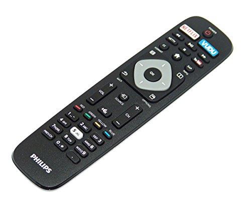 OEM Philips Remote Control Originally Shipped With: 50PFL4901, 50PFL4901/F7B, 65PFL5602, 65PFL5602/F7, 65PFL5602/F7D